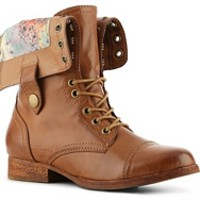 Mix No. 6 Peek Combat Boot