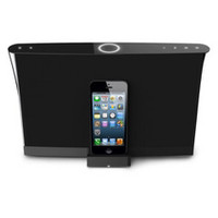 The iPhone 5 Speaker Dock - Hammacher Schlemmer