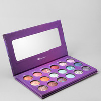 Urban Outfitters - bh Cosmetics Galaxy Eye Shadow Palette