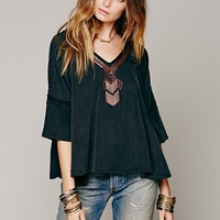 Free People Full Spectrum Top