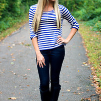 Nautical by Nature Top