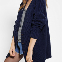 BDG Fisherman Cardigan
