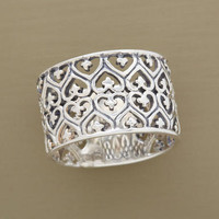 Sundance Filigree Hearts Band