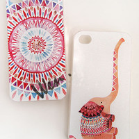 Dream Catcher iPhone 5 Case - Bohemia Style iPhone 4/4s/5/5S Case - Geometric iPhone 5S Case - Elephant iPhone Case