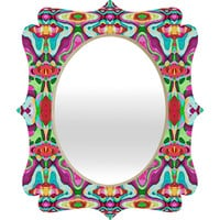 DENY Designs Home Accessories | Ingrid Padilla Cheri Quatrefoil Mirror