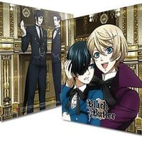 Archonia.com - Black Butler Binder - Group