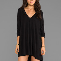 Riller & Fount Kevin Tunic Dress in Black from REVOLVEclothing.com