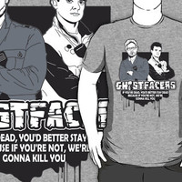 Ghostfacers T-Shirts & Hoodies