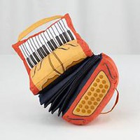 Plush Jamboree Accordion in Nod Exclusives | The Land of Nod