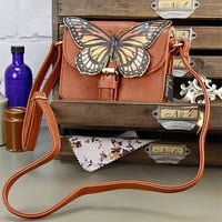 Bohemia Butterfly Mini Bag