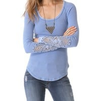 Synergy Cuff Top