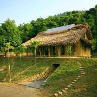 Suoi Re Village Community House Photos 1 - Earthy Green Houses pictures, photos, images