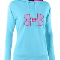 Women's Under Armour Big Logo Hoody