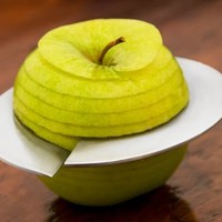 Spiral Apple Slicer