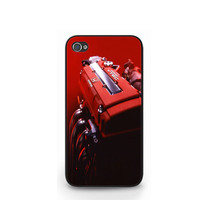 Cool Honda VTEC Engine Motor Technology iPhone 4 4S / iPhone 5 Case Cover