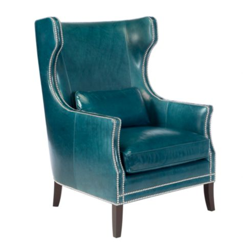 Ed Accent Chair Peacock Chairs from Z GALLERIE