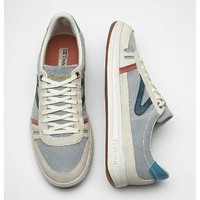 Rodlera Mesh Men's Sneakers- Light Grey and Blue - Tretorn.com