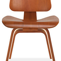 Room & Board - Eames® Molded Plywood Dining Chair with Wood Leg