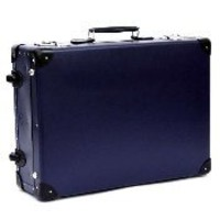 Globe-Trotter Luggage Centenary Edition - Navy Blue