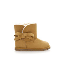 Winter boot with bow - Baby girl - New this week | ZARA United States