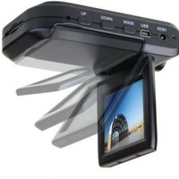 HD 720P 2.5-inch LCD Monitor CAR Dash Dashboard CAMERA Cam VEHICLE VIDEO Accident RECORDER DVR Support SD/MMC Memory Card : Up to 64GB:Amazon:Car Electronics