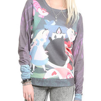 Disney Alice In Wonderland Croquet Pullover Top | Hot Topic