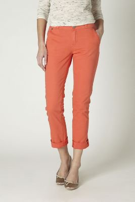 Pilcro Straight Ankle Chinos