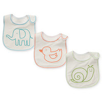 Carter's Baby Bibs, Baby Boys or Baby Girls Three-Pack - Kids Baby Boy (0-24 months) - Macy's