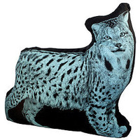 Areaware Mini Lynx Cushion at Velocity Art And Design