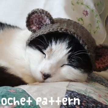 Crochet Patterns For Small Dogs - Online Crochet Instruction