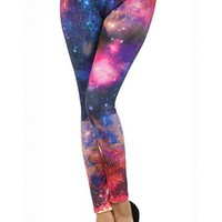Amaze Galaxy Leggings - Leggings Superstore