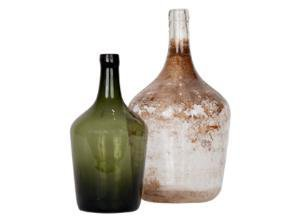 VINTAGE DEMIJOHN BOTTLES  | tabletop  | accessories  | Jayson Home & Garden
