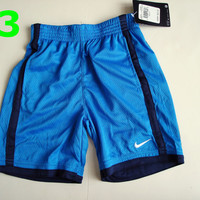 NWT NIKE Jordan Jumpman Baby Toddler Boy Summer Mesh Athletic SHORTS 2T,3T U PIC