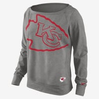 Check it out. I found this Nike Wildcard Epic (NFL Chiefs) Women's Sweatshirt at Nike online.