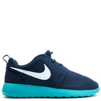 Shoes - Nike Roshe Run - Squadron Blue Sport Turquoise - DTLR -  Down Town Locker Room. Your Fashion, Your Lifestyle!