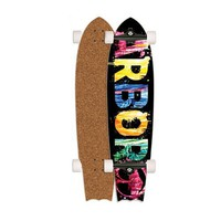 Arbor Rally Cork Top Complete Longboard Skateboard - 33`