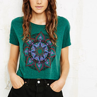 Title Unknown Indian Bloom Tee at Urban Outfitters