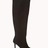 Sleek Over-the-Knee Boots