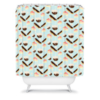 DENY Designs Home Accessories | Laura Redburn Sweet Things Shower Curtain