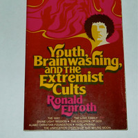 Vintage 1979, Youth, Brainwashing, and The Extremist Cults, Retro Design