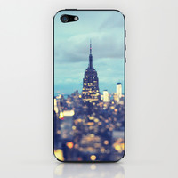 The Empire iPhone & iPod Skin by Chelsea Victoria