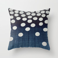 Indigo Throw Pillow by Good Sense