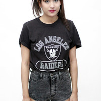 Los Angeles Raider Tee - Small