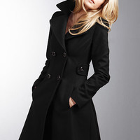 Side-tab Coat - Victoria's Secret