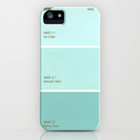 ice cube iPhone & iPod Case by Sara Eshak