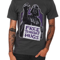 Star Wars Darth Vader Throat Hugs T-Shirt | Hot Topic