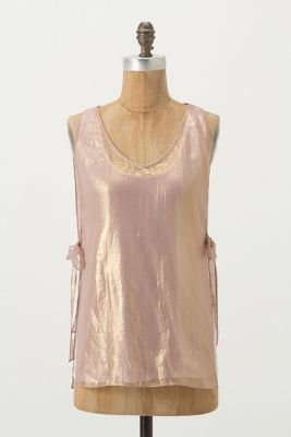 Opal Rose Tank - Anthropologie.com