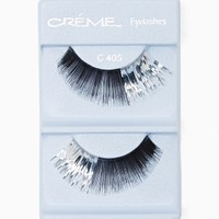 Metal Edge Lashes