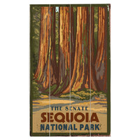 Sequoia National Park Wall Decor
