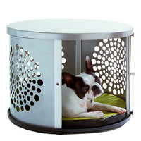 BowHaus Dog Crate at Brookstone—Buy Now!